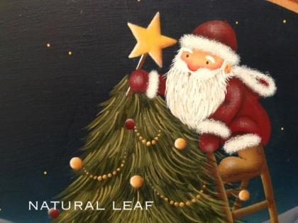 ティンバー村のメリークリスマス アップ