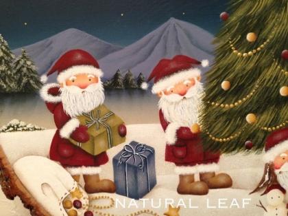 ティンバー村のメリークリスマス