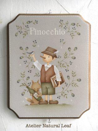 2016年カレンダー 《ピノキオ》デザイン出口むつみ先生