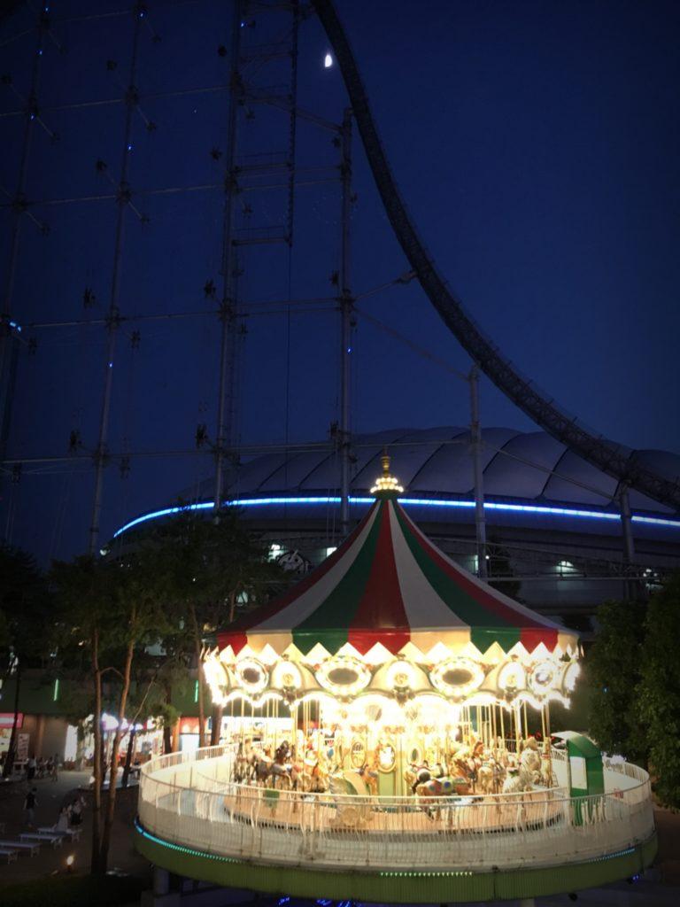 東京ドームシティ ラクーア