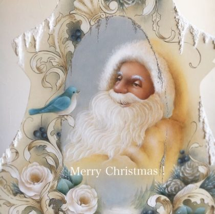 クリスマスツリー デザイン瀬戸山桂子先生